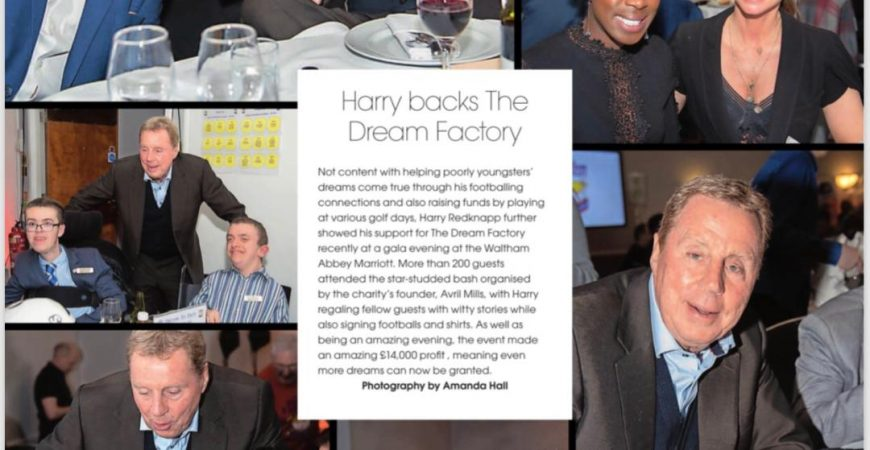 West Essex Life Magazine – June Edition – The Dream Factory