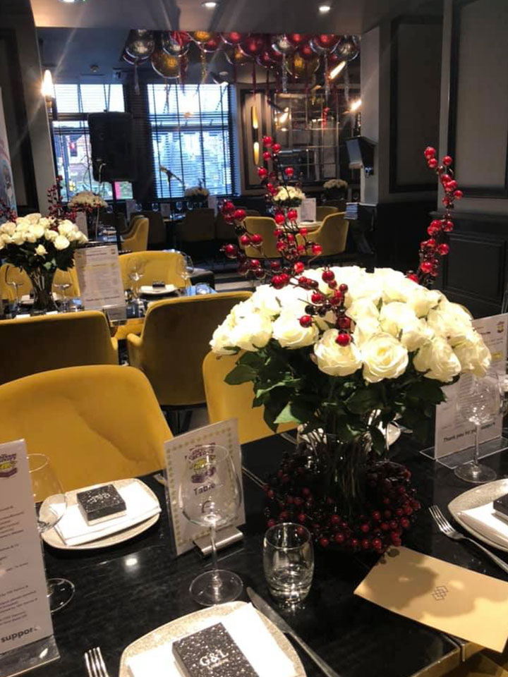 Ladies lunch on 28 November 2019 at Lokkum Bar & Grill