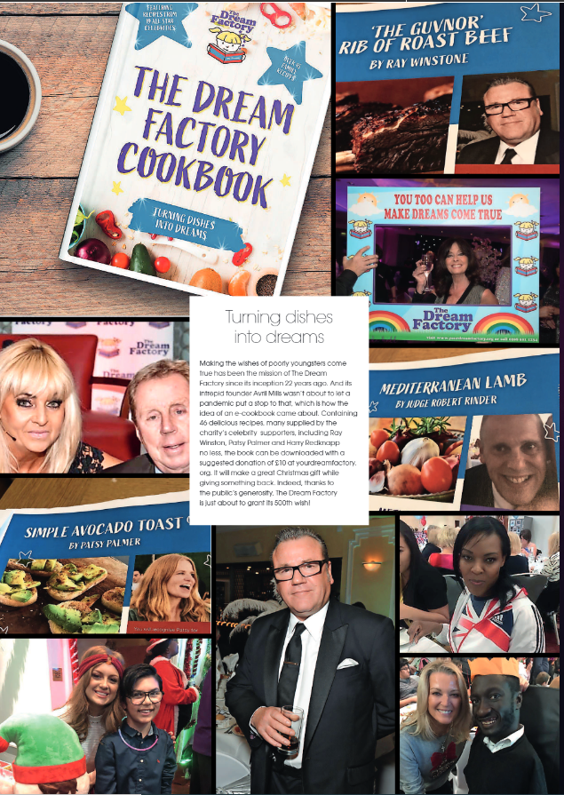 West Essex Life Cookbook